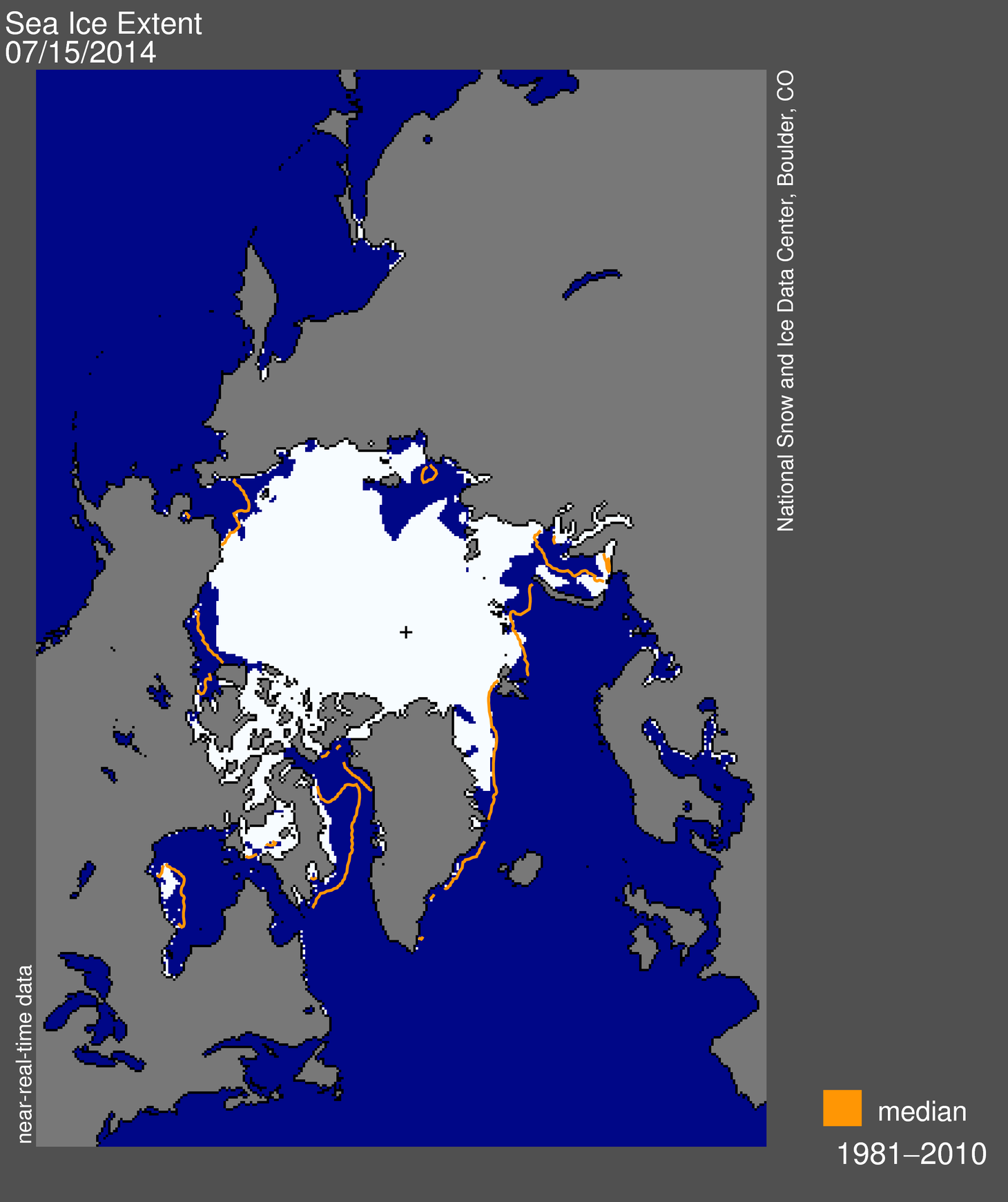 Melting In The North Freezing In The South Arctic Sea Ice News