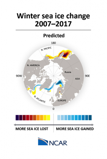 sea ice change graphic