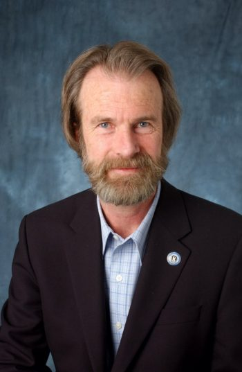 Former CIRES Director Konrad Steffen. (Courtesy of CIRES/CU Boulder)