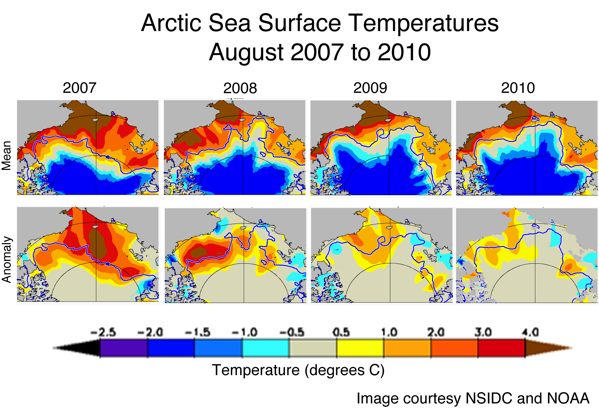 October 2010 arctic sea ice news and analysis