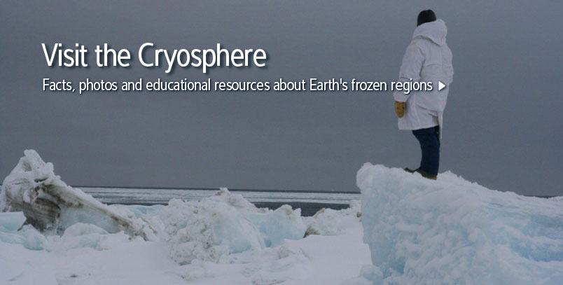 About the Cryosphere