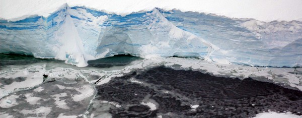 Edge of an Iceberg