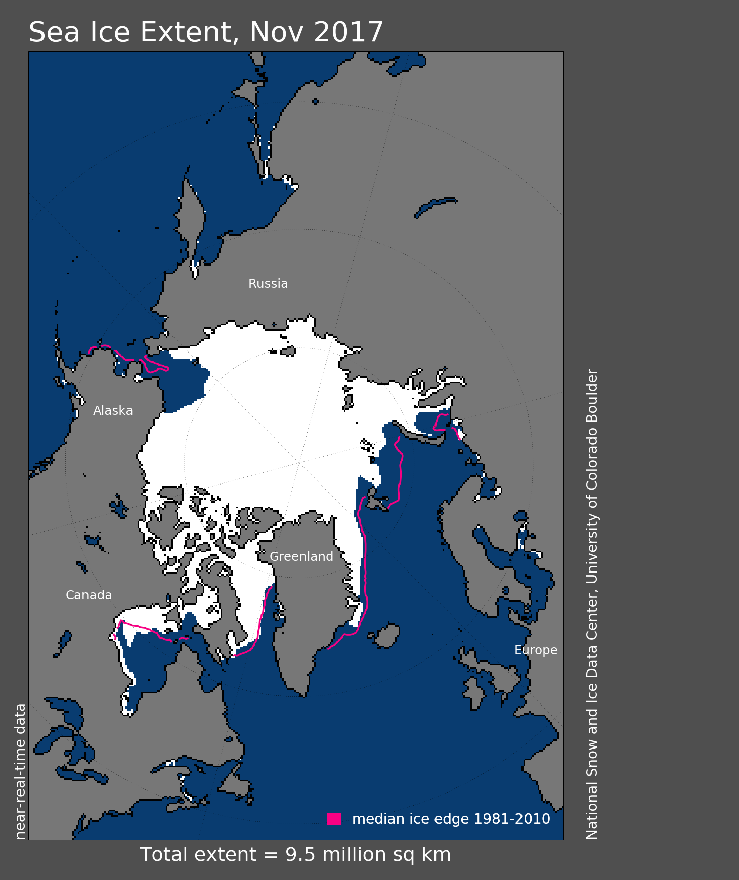 Snow Cover Map Europe.Record Low Extent In The Chukchi Sea Arctic Sea Ice News And Analysis