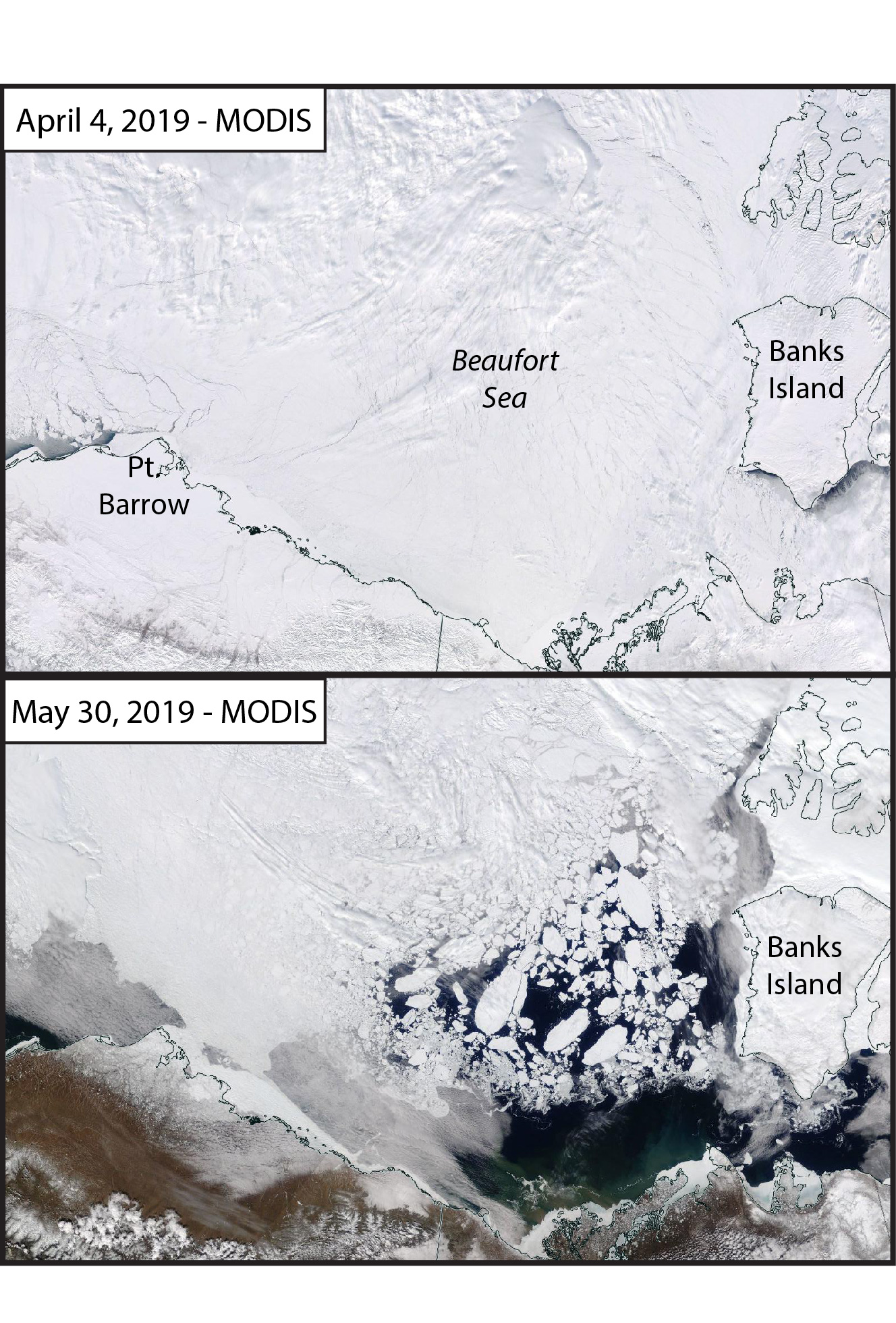 Arctic Sea Ice News and Analysis | Sea ice data updated
