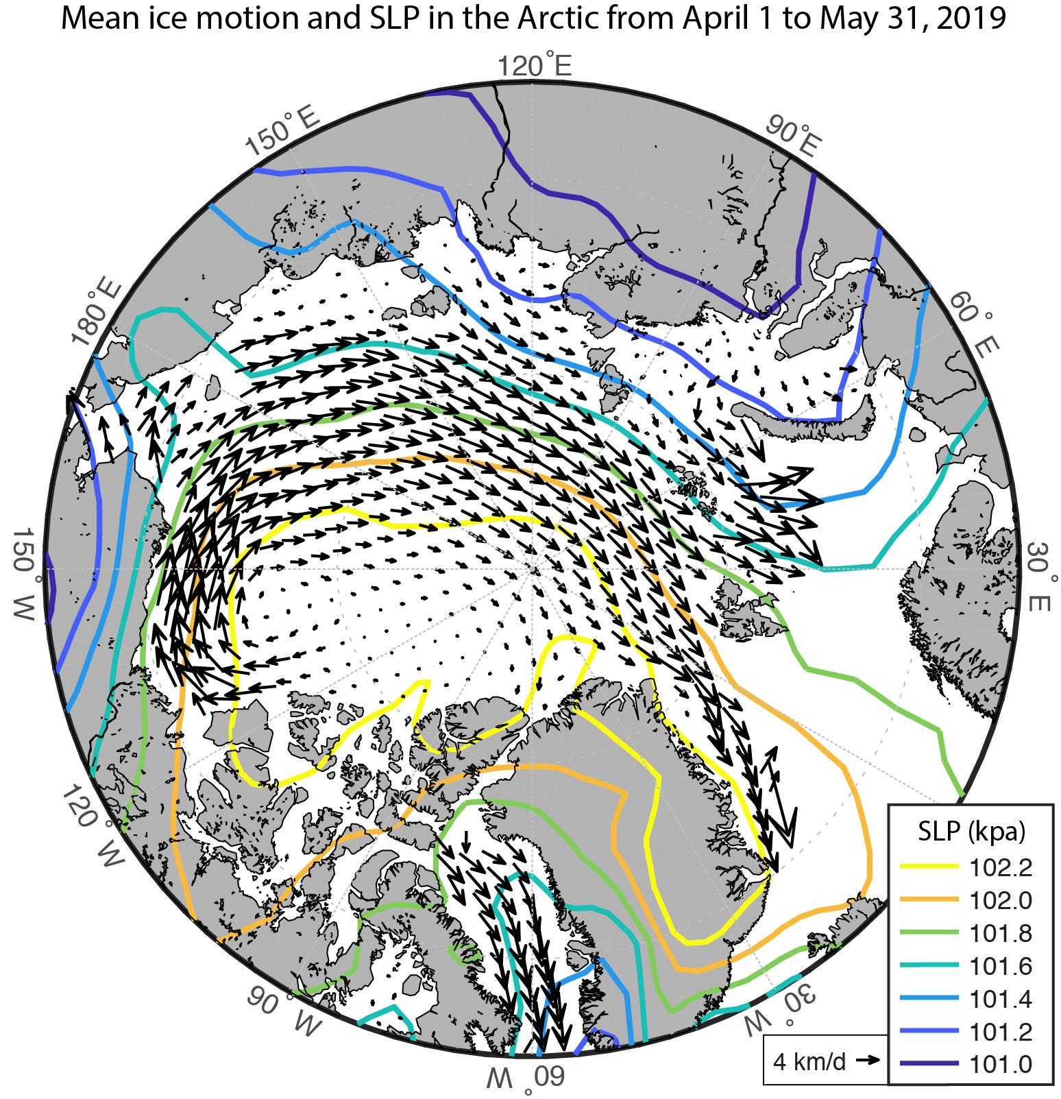 Arctic Sea Ice News and Analysis   Sea ice data updated