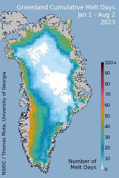 Arctic Sea Ice Graphs