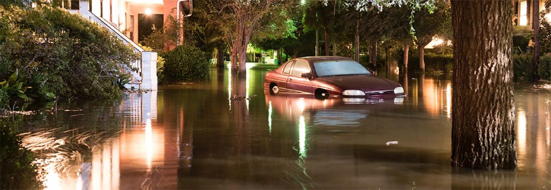 Flood aftermath