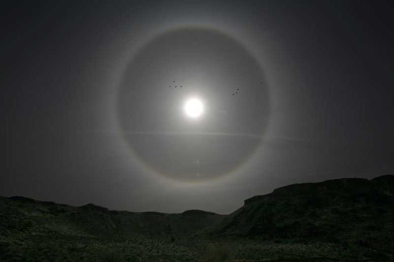 Lights in the sky : identifying and understanding astronomical and meteorological phenomena