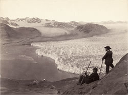 Muir Glacier photo