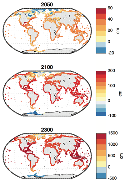 Sotc  Contribution Of The Cryosphere To Changes In Sea