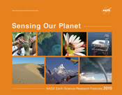 Sensing Our Planet cover thumbnail