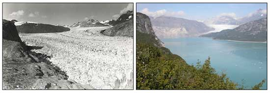 Repeat glacier pair example