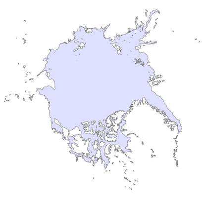 Region 0 (Northern Hemisphere) Shapefile Example