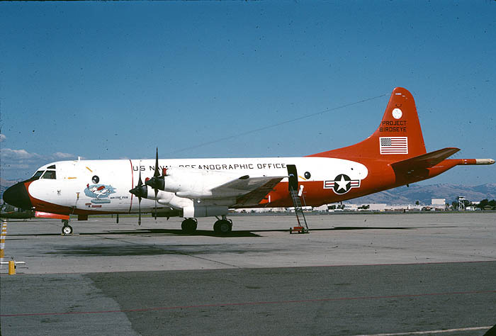 RP-3A Orion Aircraft