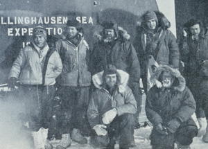 Ellsworth Highland Traverse Ellsworth Highland Traverse Crew 1960-1961