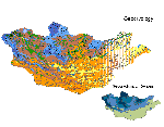 Geocryology Maps of Mongolia thumbnail