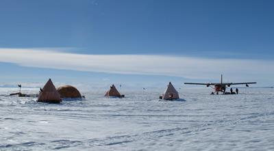 antarctica scene