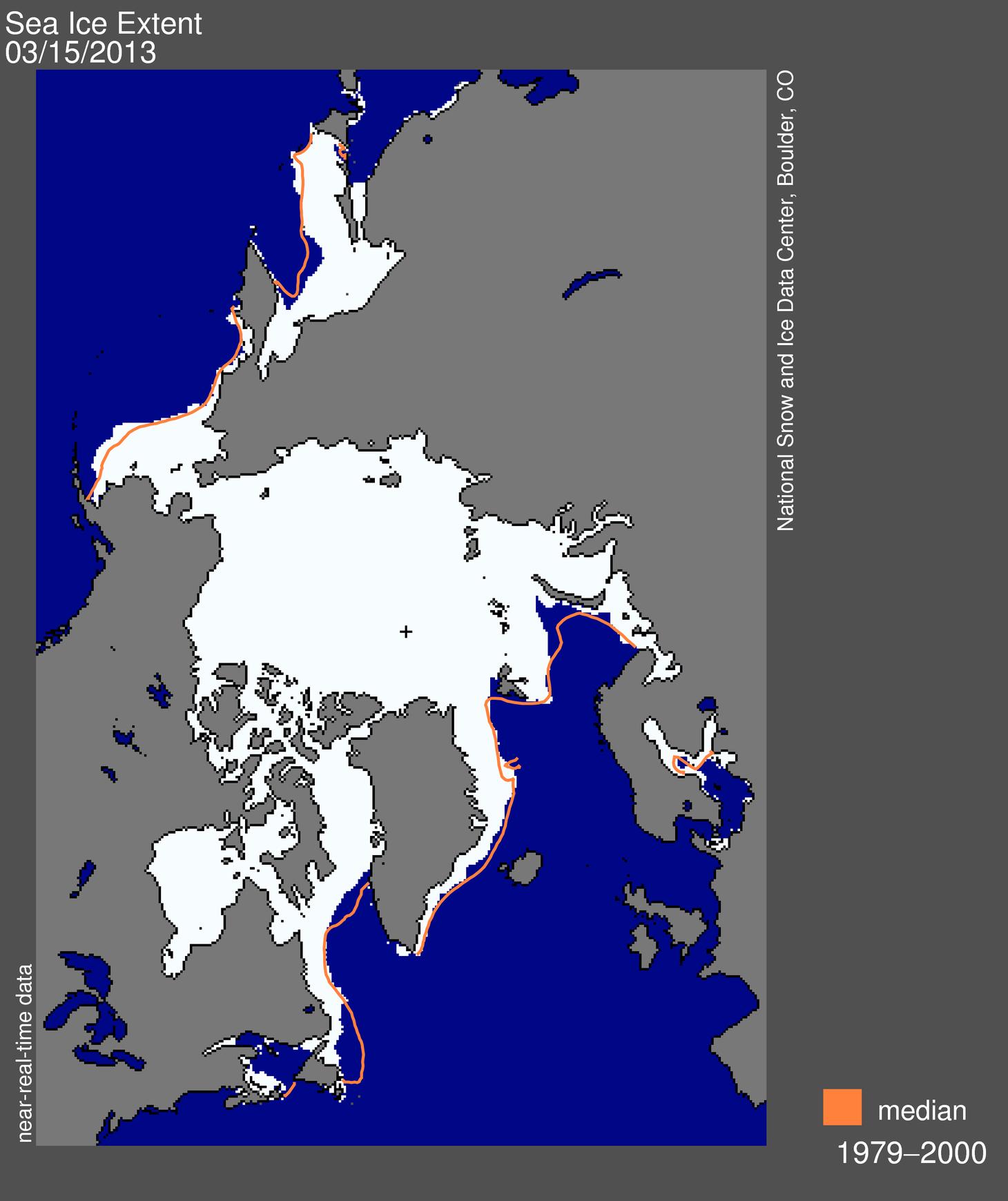 All National Snow And Ice Data Center 2015 Big Horn Satellite Wiring Diagram Arctic Sea Reaches Maximum Extent