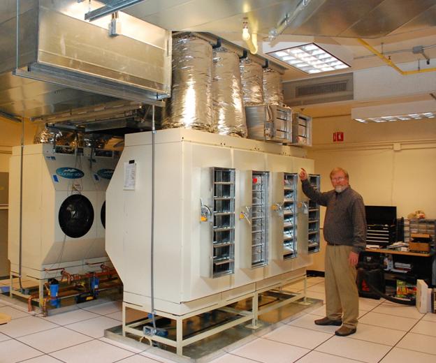 Nsidc receives award for green data center design