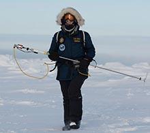 Dr. Gina Henderson, Assistant Professor, Oceanography Dept., U.S. Naval Academy