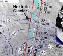 Hektoria Glacier