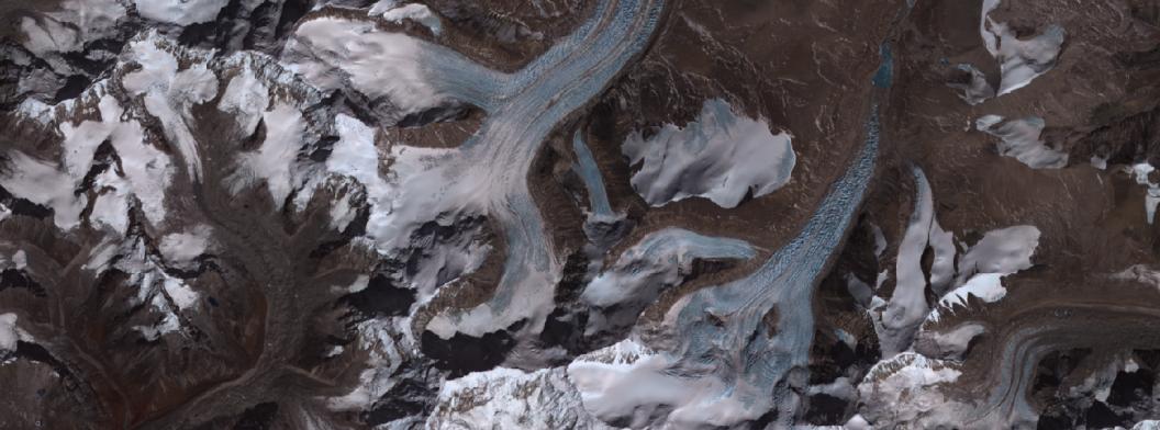 GLIMS glacier image